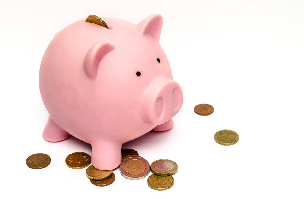 Geld besparen met kids