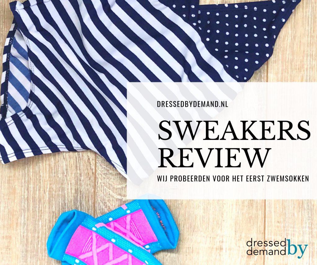 Review: Ockyz zwemsokken